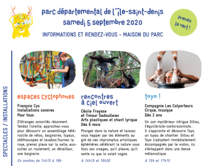 Ce weekend, le festival continue !